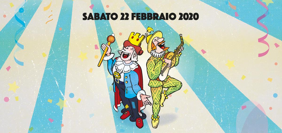 Arriva il Carnevale!