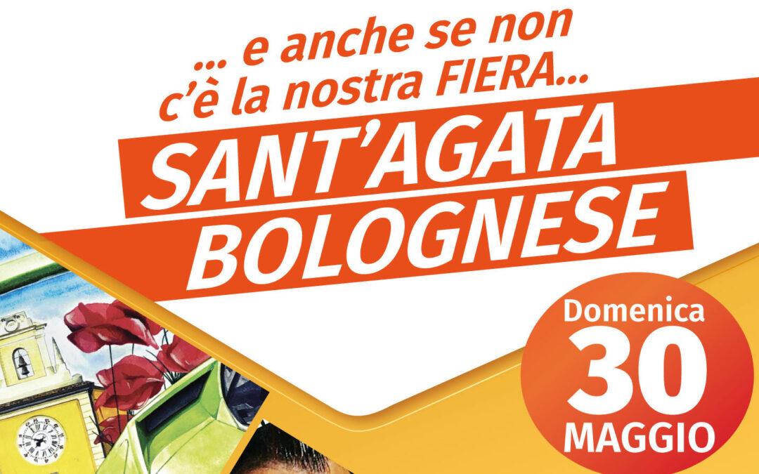 Domenica 30 maggio a Sant'Agata