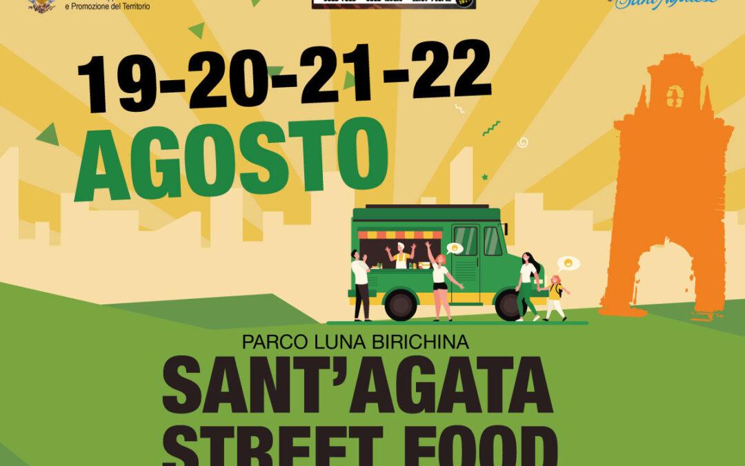 Sant'Agata Street Food Agosto